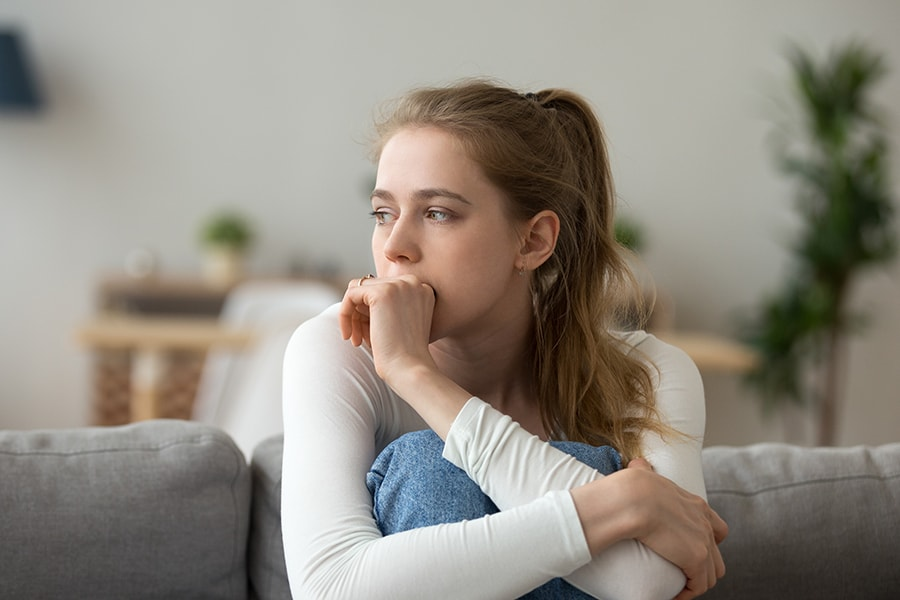 Online Anxiety Counselling & Therapy